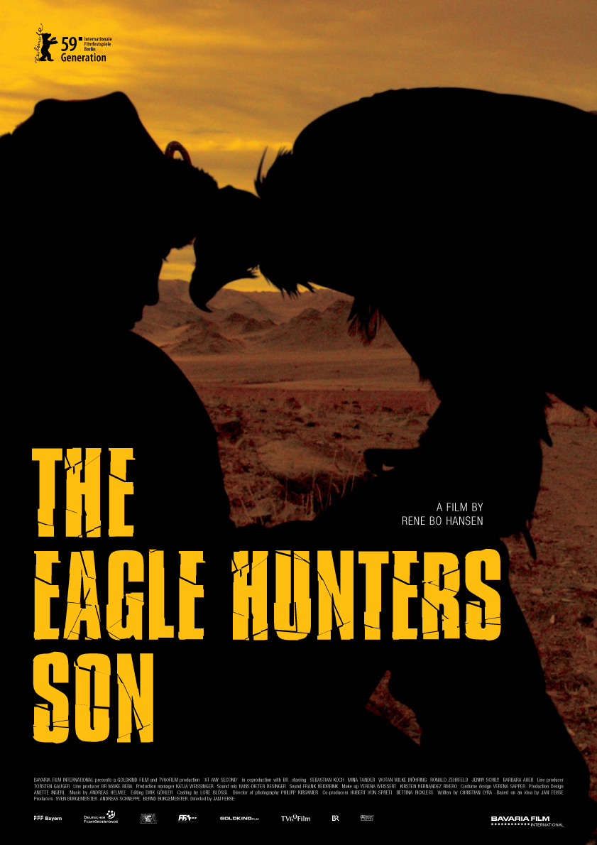 """The Eagle Hunters Son"" EDEN FILM 2009"