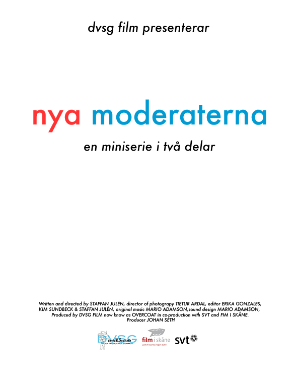 """Nya Moderaterna"" ""LYUBOV - Love in Russian"" OVERCOAT 2015"
